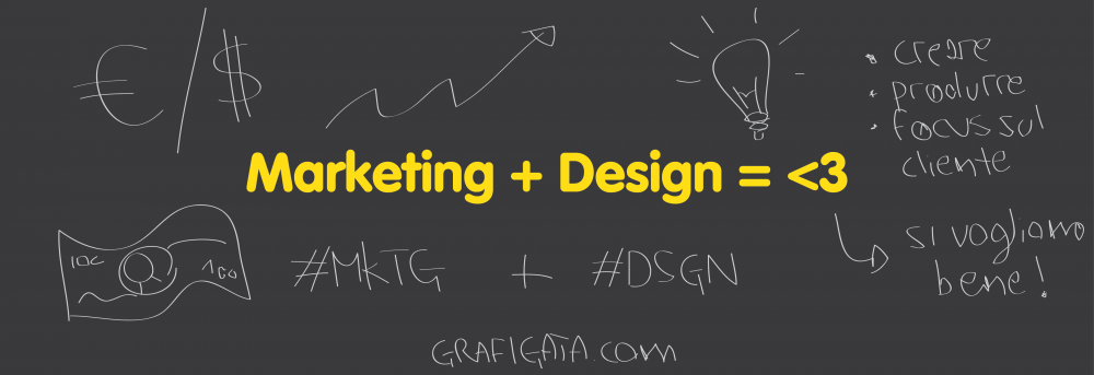 Marketing e design
