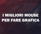 Migliori mouse graphic design