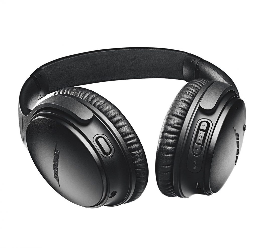 cuffie bose wireless chiuse