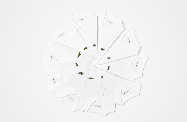 lacoste save our pieces 2019