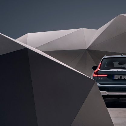 3d volvo commercial