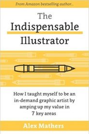 The indispensable illustratore - Alex Mathers