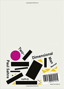 Two-dimensional Man - Paul Sahre